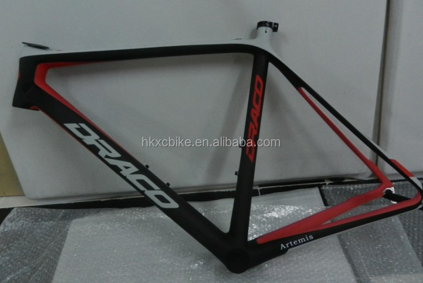 carbon fat bike frame HADES MBTSF XC SM310