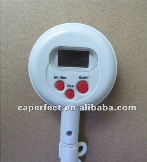 Made in China instant read digital food kitchen thermometer