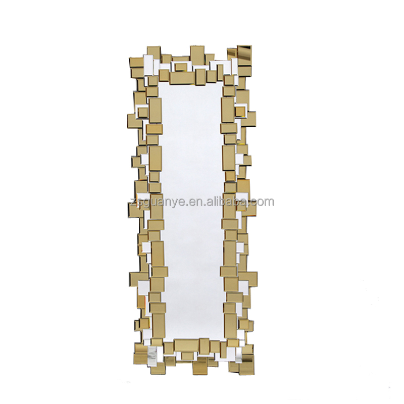 large full length decorative dressing mirror