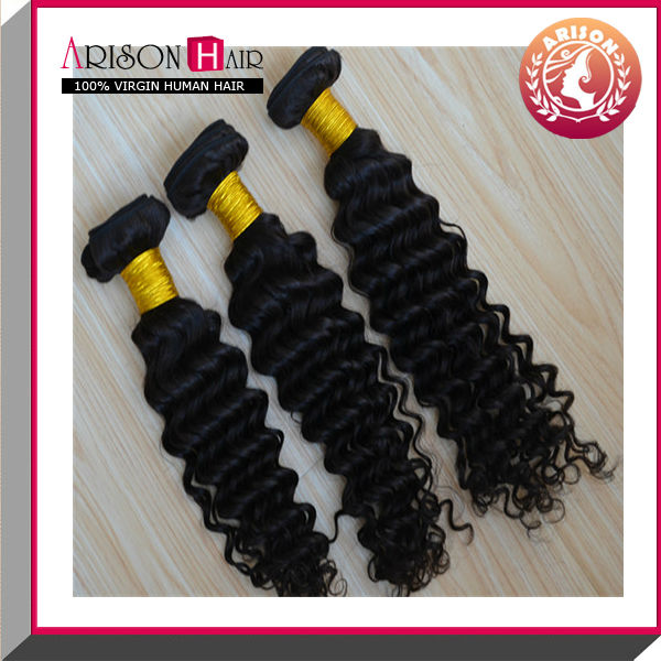 Aliexpress Brazilian Hair, Virgin Brazilian Deep Wave Hair, Original Brazilian Virgin Human Hair