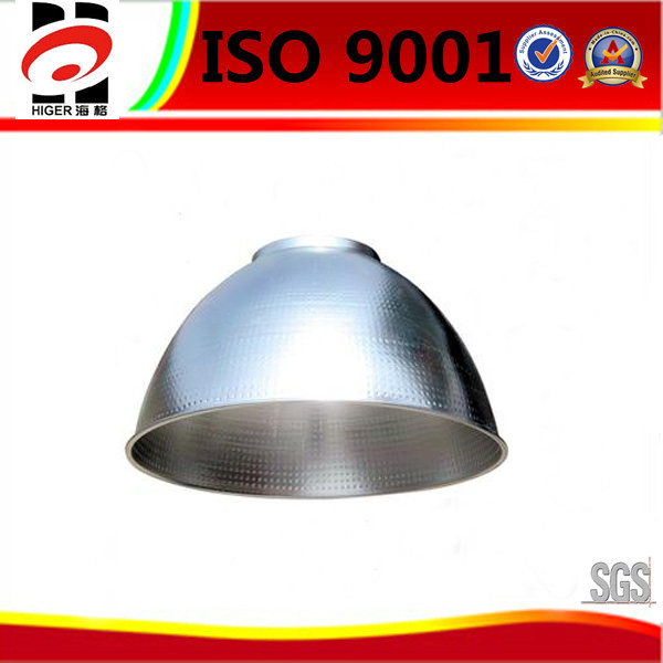 High quality custom made aluminum alloy lamp shades