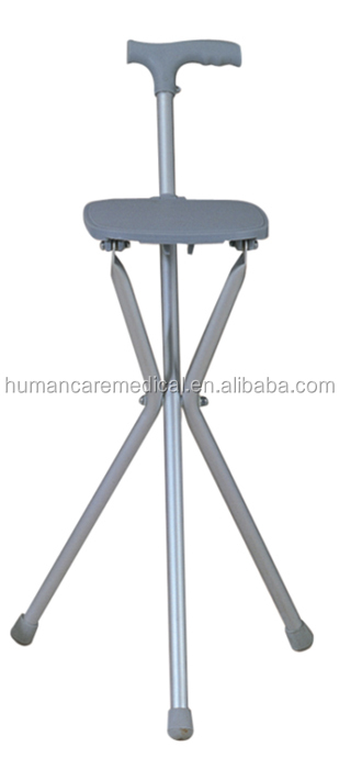 Folding Portable Travel Cane Walking Sticks Chair Buy