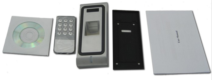 Most market requirement stainless steel outdoor fingerprint access control ( FR-W1 )