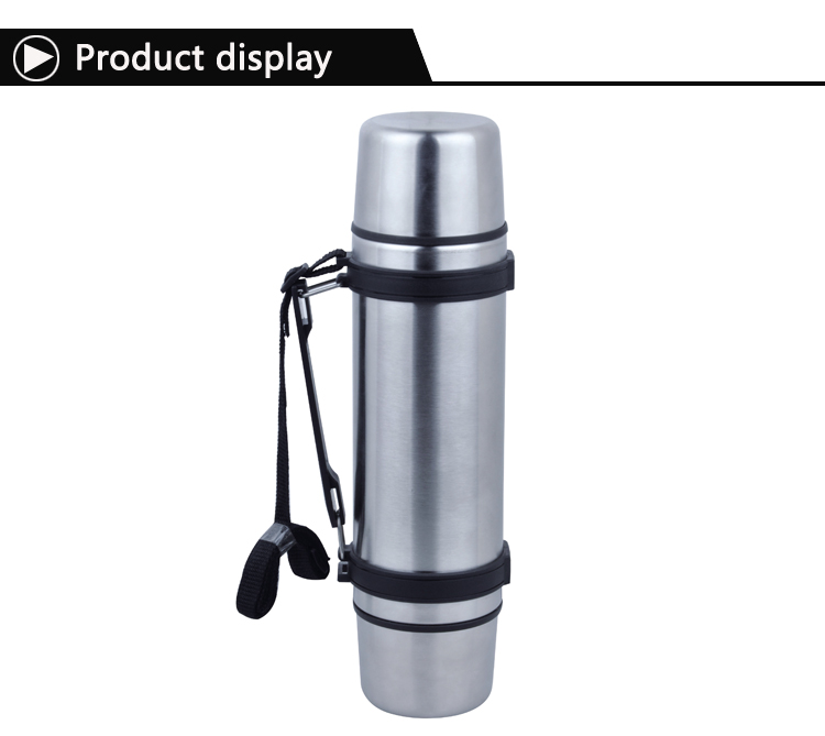 Thermos Stainless Steel King 40 Ounce Beverage Bottle ...