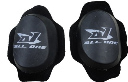 Adult Motorcycle Racing Use Knee Pad Sliders Protective Gear