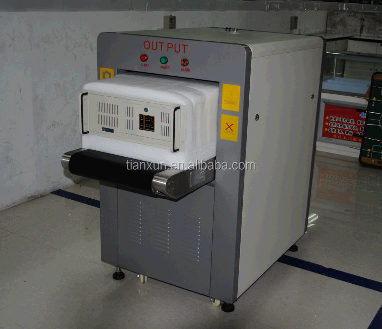 MD-10080 X-ray Detector Most Professional X-ray Baggage Scanner X-ray Security Screening Equipment