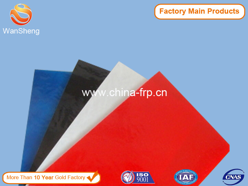 anti-aging insulated frp panels
