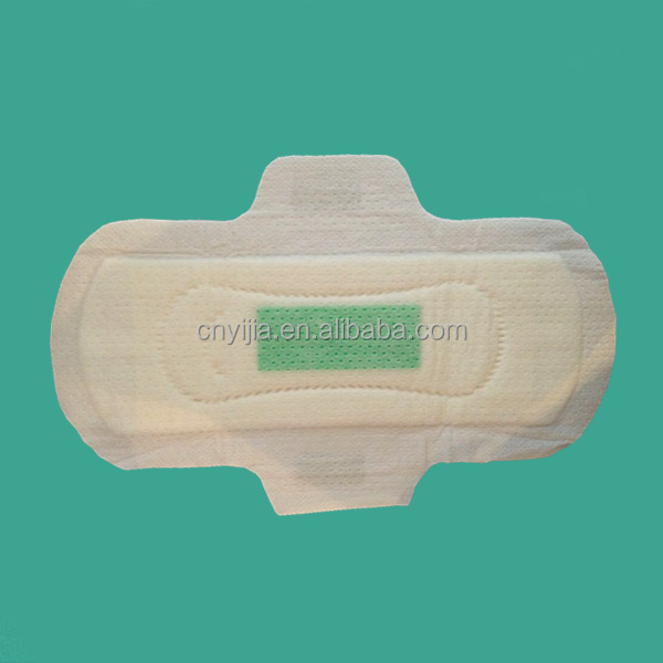 Sanitary Napkin 245mm SN04245