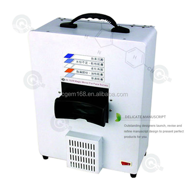 HOTTEST !!! CE approved best professional skin analysis machine / sam skin analyzer