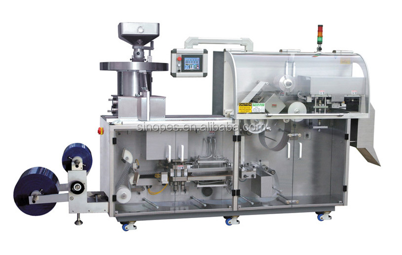 DPP 260 Automatic Blister Packing Machine