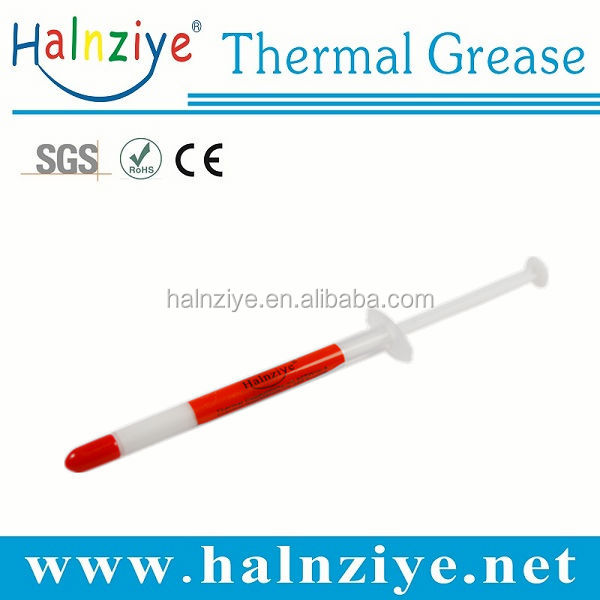 high performance white silicone LED heat sink compound paste grease HY400 series