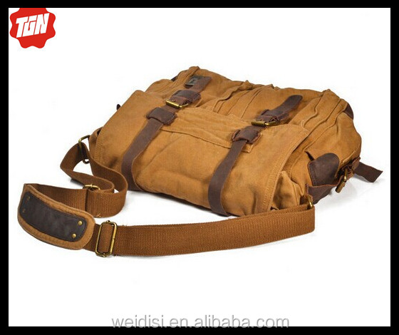 2014 GUANGZHOU JUST NEW ARRIVAL COLORFUL OUTDOOR VINTAGE SHOULDER TRAVEL BAGS MESSENGER CANVAS BAGS