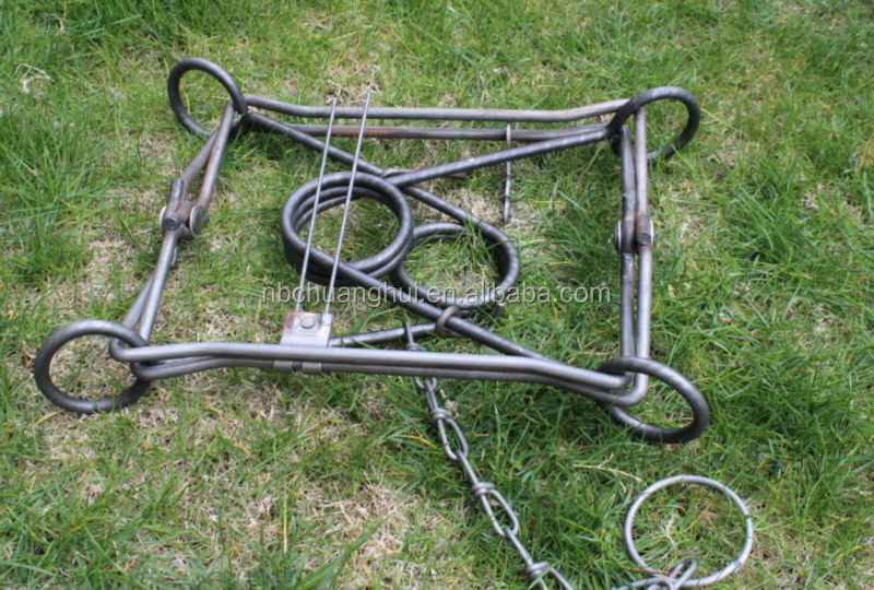 body grip conibear trap duke trap double springs