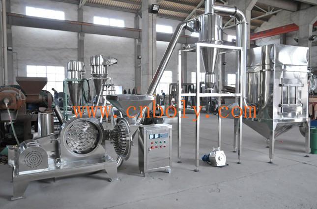 flour grinder machine