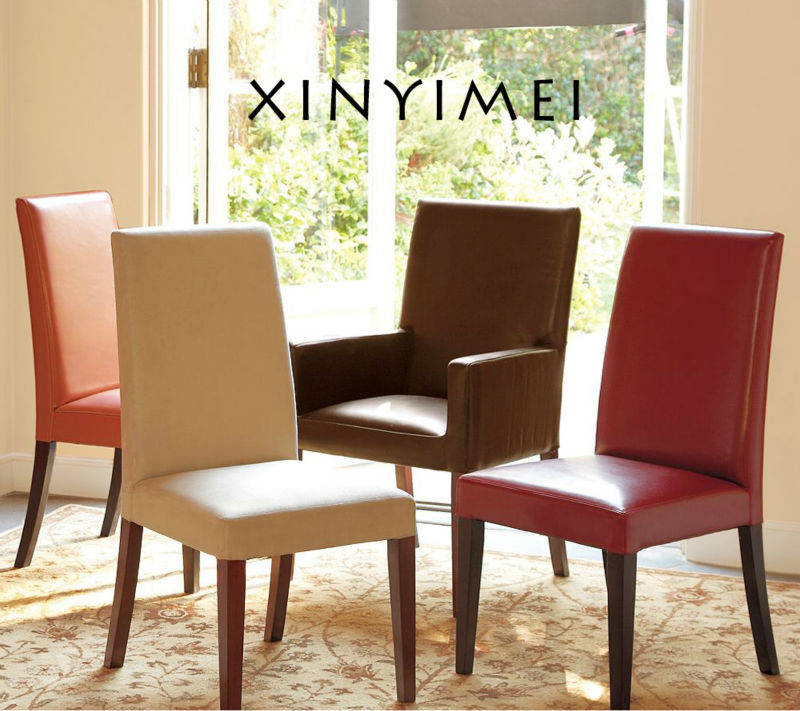 Elegant durable and strong living room wooden dining chair for Durable living room furniture