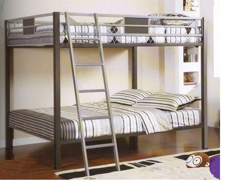 Iron Frame 4 People Bunk Beds Big Size 4 People Bunk Beds