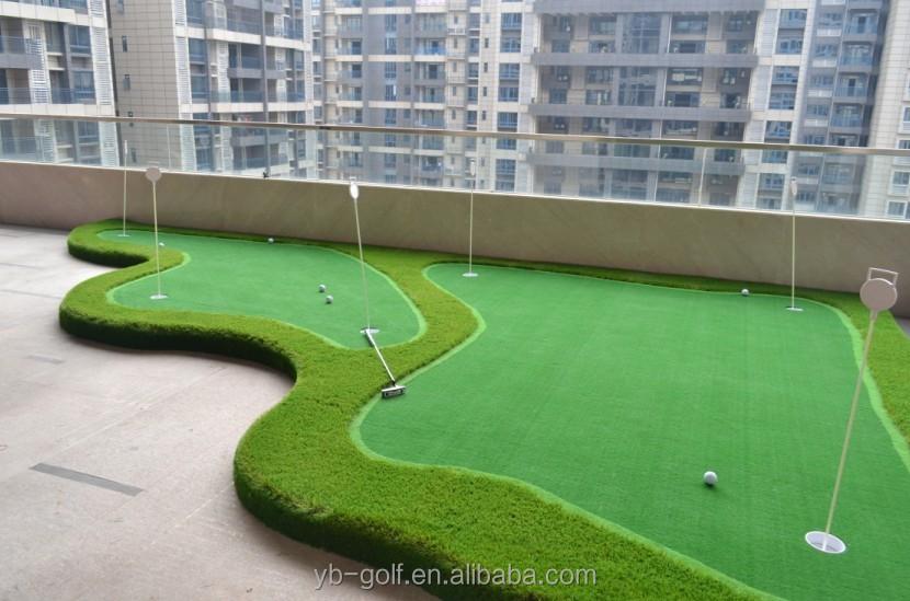 Beautiful Indoor Putting Green Carpet Contemporary