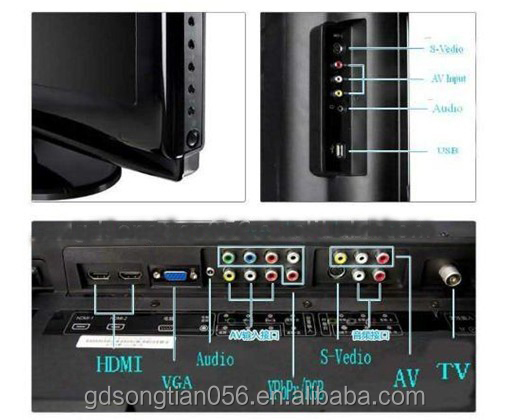Mini TV 22 inch LED TV hotel TV set design