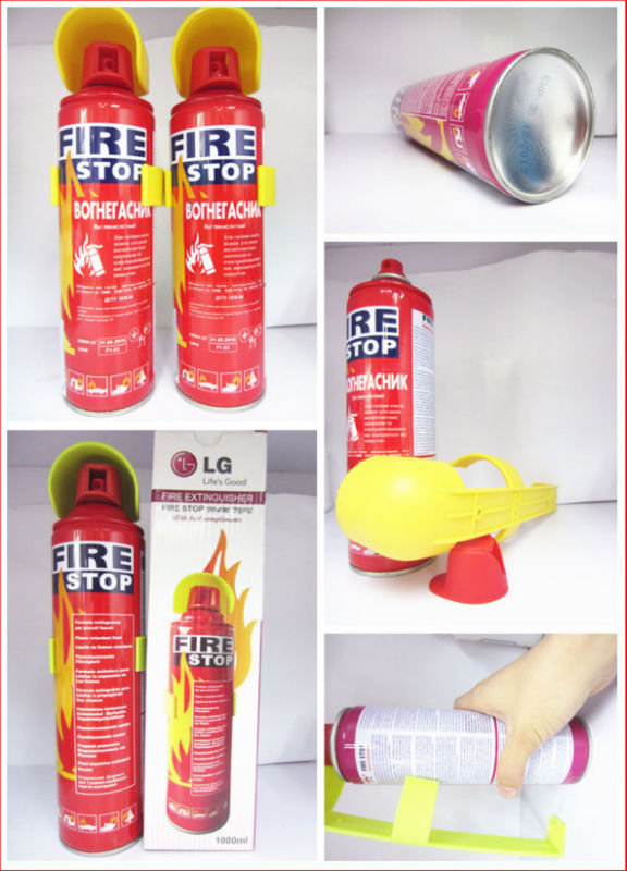 1000ml Auto Foam Fire Extinguisher