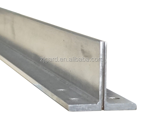 T50/A Cold Drawn Guide Rail , sliding rail guide