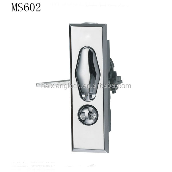 Push Button Cabinet Lock MS602