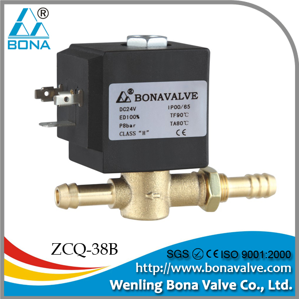 espresso coffee machines solenoid valve