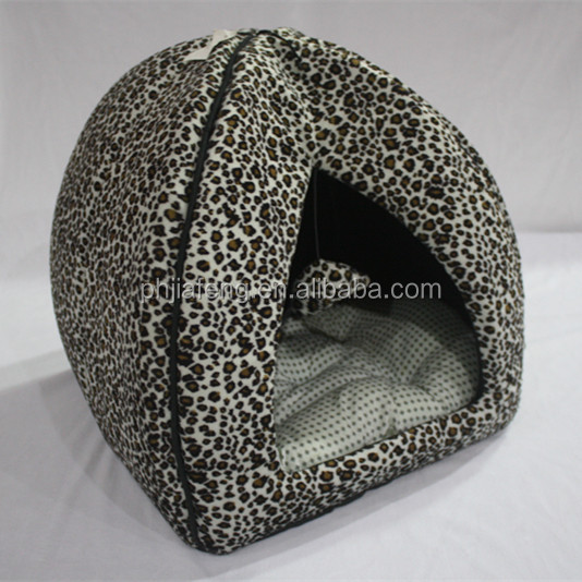 lovely animal cages soft pet house/bed for dog&cat