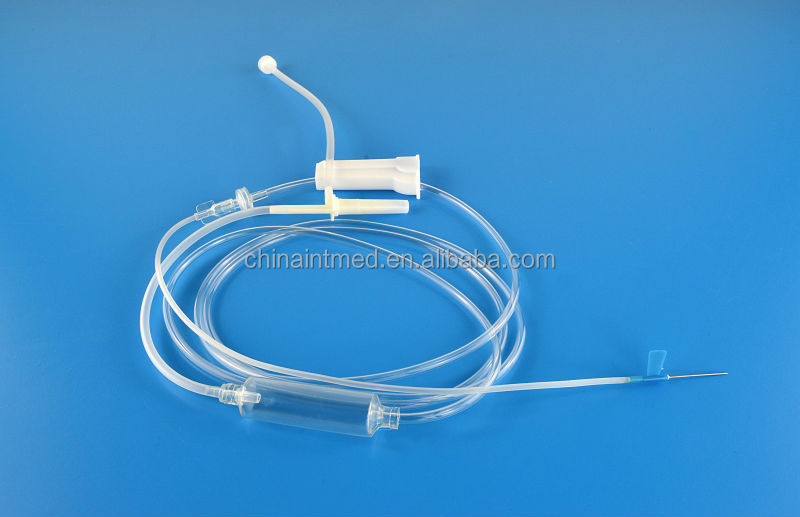 Infusion Set IV set