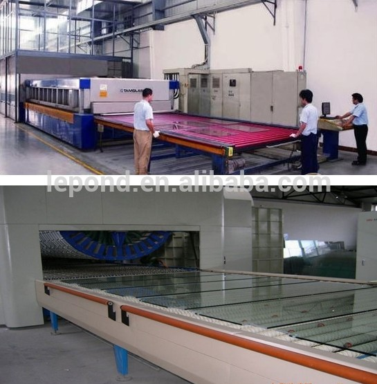 Infrared glass ceramic/electromagnetic oven glass