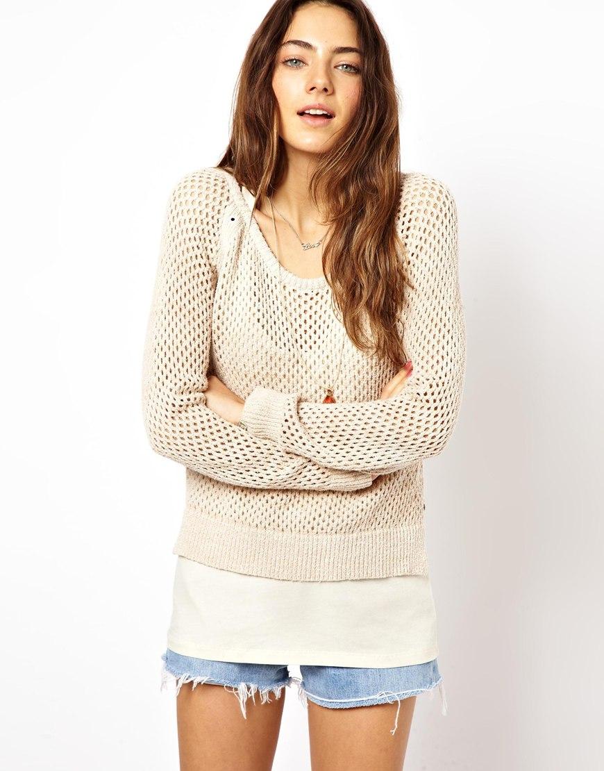 Knitting Summer Blouses : Summer blouses women clothing jumper blouse knitted china