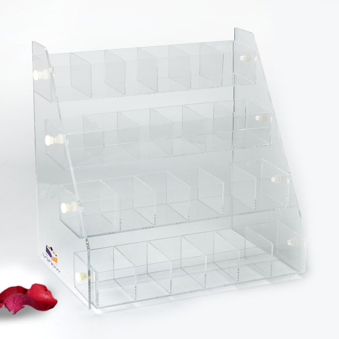 Oed Odm High Quality Acrylic Wallet Display Case