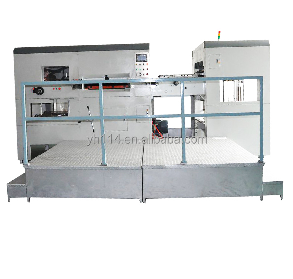 Automatic Carton Box Cutting Machine