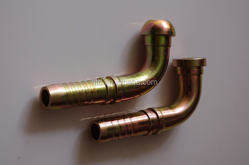 2015 factory sale stainless steel braided hose fittings