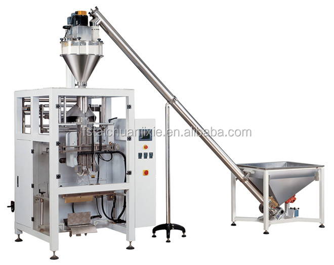 AUTOMATIC Detergent Powder Packaging Machine Detergent Powder Packing Machine Automatic Washing Powder Packing Machine