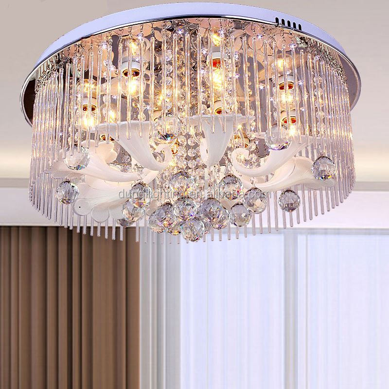 2017 New arrival kids crystal chandelier for hotel project club villa