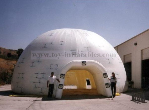 Top grade customized inflatable air dome tent structure