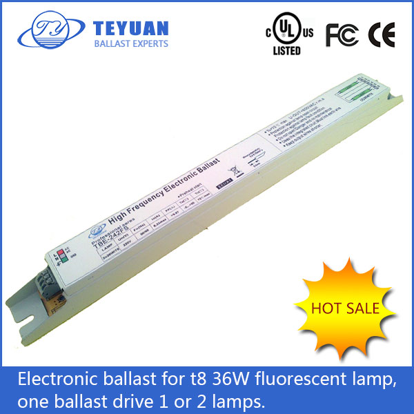 T8 36w Fluorescent electronic ballast