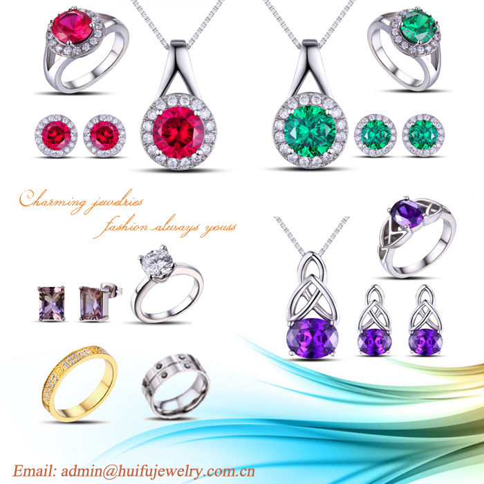 factory wholesale price customized design 3d custom jewelry