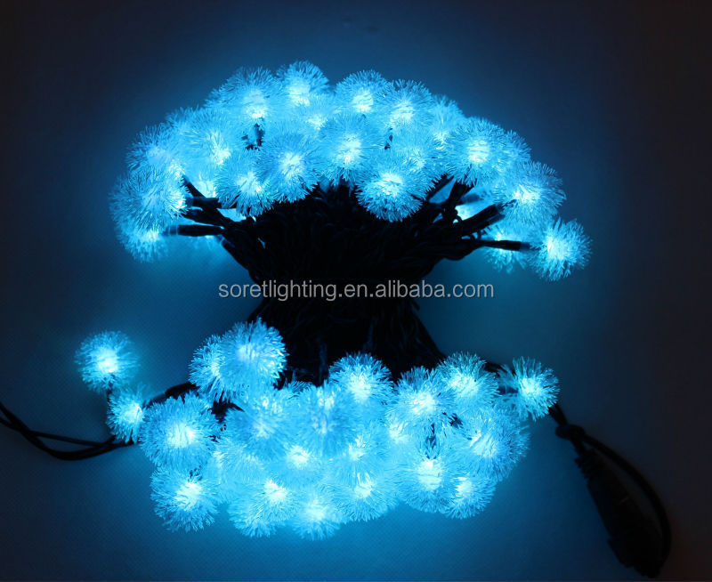 Ornament Chuzzle led Fairy String Lights(Solar/Battery/Outlet Powered)