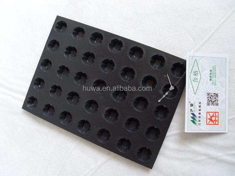 sheets plastic drainage sheet basement waterproofing sheet basement