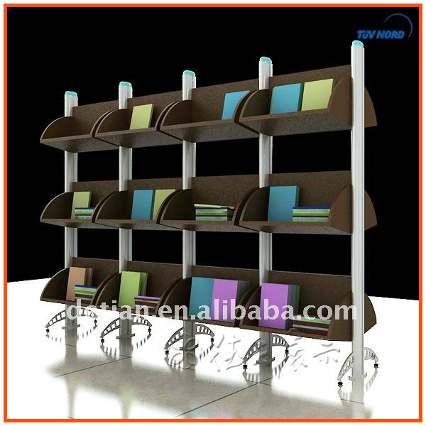 Shanghai Customized Versatile Lockable Glass Display Cabinets Beauty Display  Cabinet Trade Show Stands