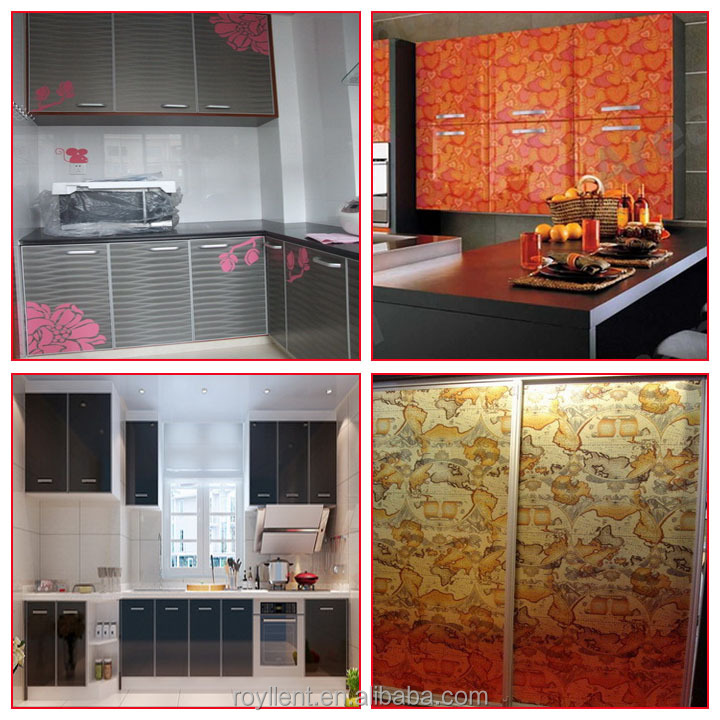 aluminium composite panel for kitchen cabinets