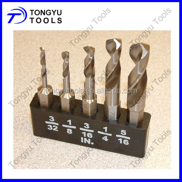 For Japanese Market HSS Hex Shank Drill Bit