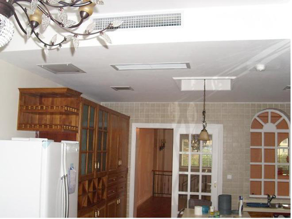 Fan Coil Drain Pump Ceiling Concealed Ducted Air