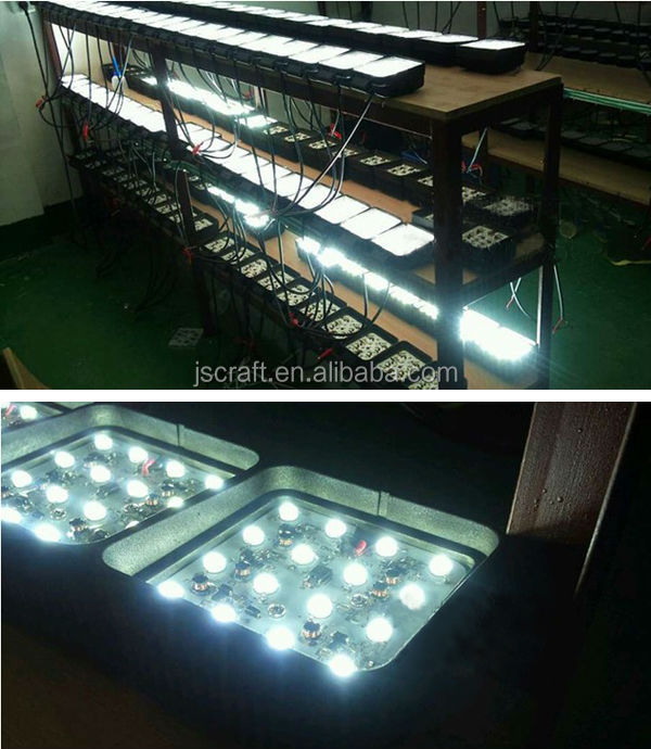 4x4 offroad IP68 Dual row spot flood beam combo aluminum Epistar 72w car led light bar for ATV