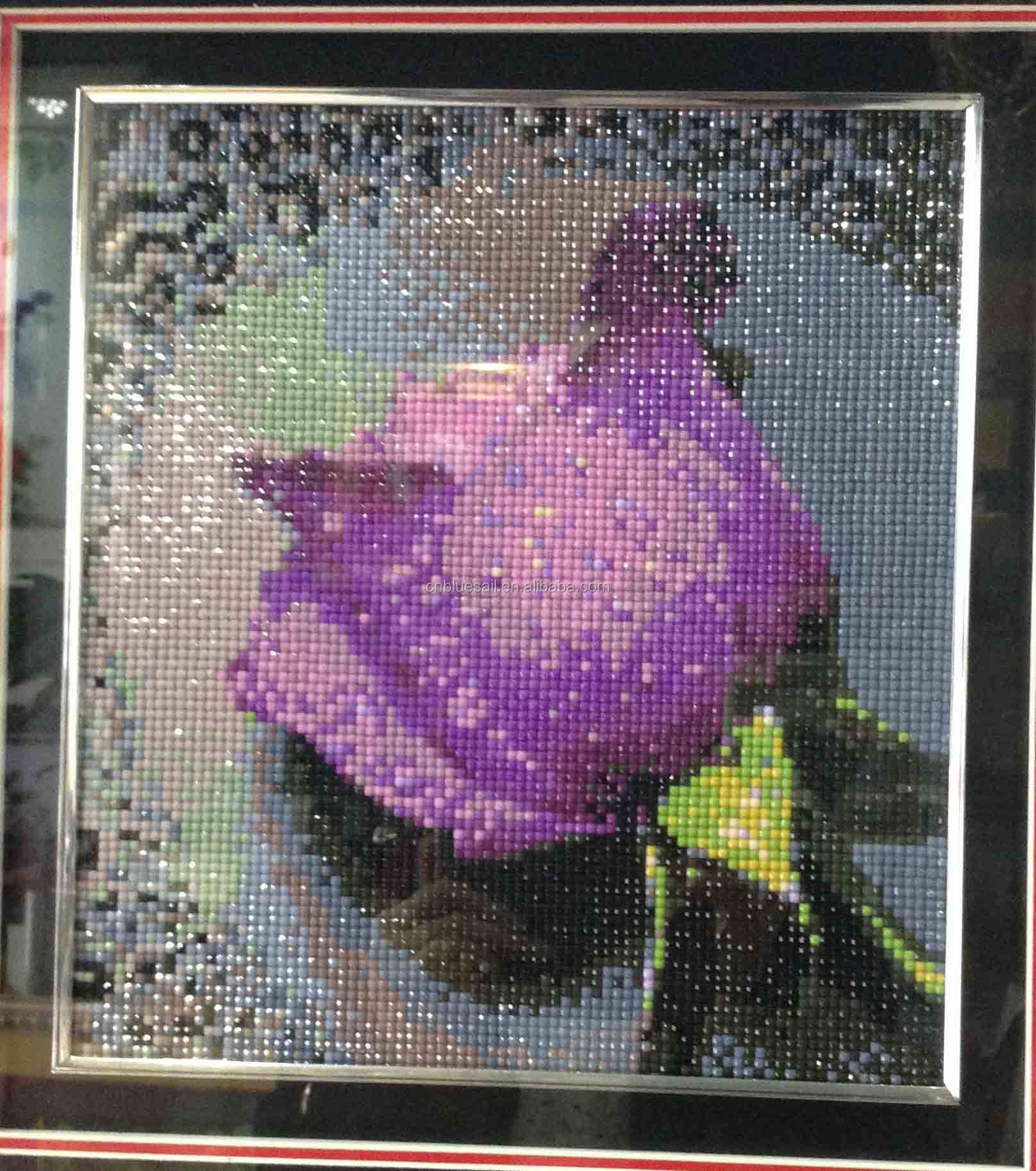 DIY Diamond Painting 3D Painting Frame View BS