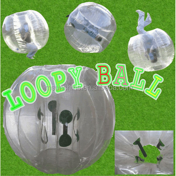 Loopy ball, Inflatable loopy balls , Crazy loopy ball