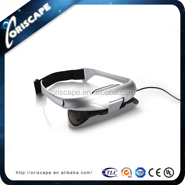 Big glasses/ Home theater system/ Video camera glasses/ 3D eyewear