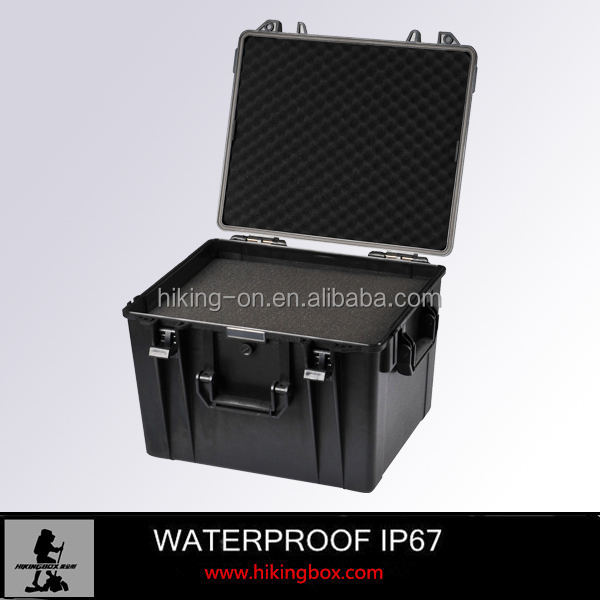 2014 new arrival high strengh engineer pp durable plastic tool cases