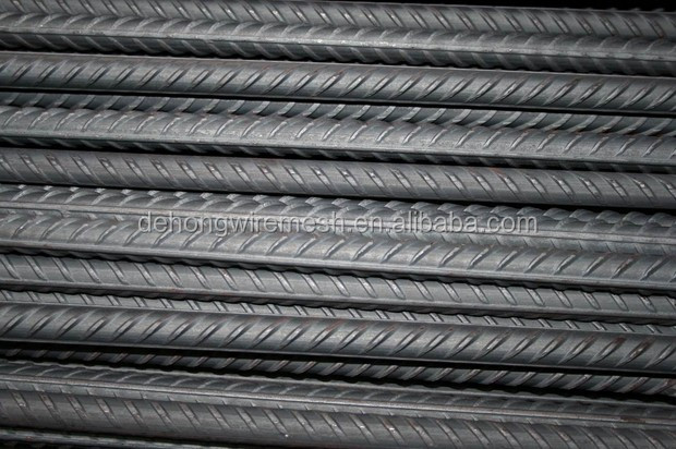 all sizes hot rolled low price steel rebar